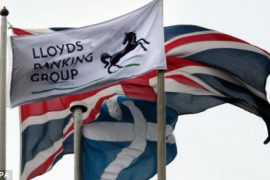 Economy and PPI Claims Impacting Lloyds