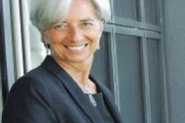 IMF Head Warns of Impending Global Recession
