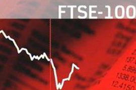 Britain's Stock Market Plummets to Three Year Low