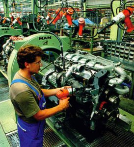 New Worries in Eurozone Manufacturing Sector