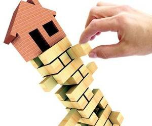 Number of Homeowners with Negative Equity Could Double