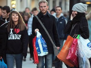 Retail sales rise unexpectedly during October