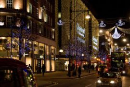 Christmas spirit lacking in retail sales