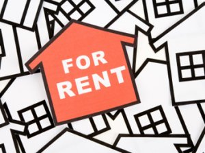 For the first time this year rents have fallen