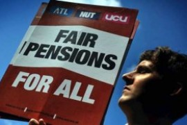 Britain's Two Biggest Teachers' Unions Refuse Pension Reform Scheme