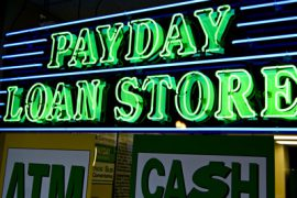 'Predatory' Lenders Thriving in Credit-Starved Economy
