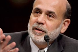 Global Markets Plummet After Bernanke Announces End to Stimulus Programs