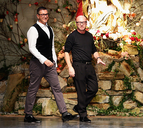 Fashion Designers Dolce and Gabbana Face Tax Evasion Jail Sentence