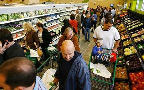 UK Food and Alcohol Prices Higher Than European Average