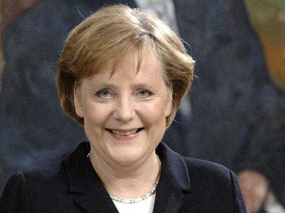 Angela Merkel Concerned About EU Youth Unemployment