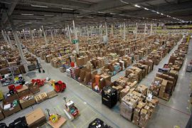 Amazon.com Aims to Fill 5,000 Full-Time Jobs This Year