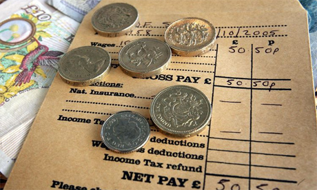 UK Wages Declining at the Highest Rate in Europe