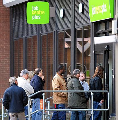 Jobseekers Allowance Claimants Reach Record Low