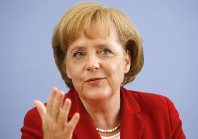 Tax Increases 'Poison', Claims Angela Merkel in Re-election Campaign