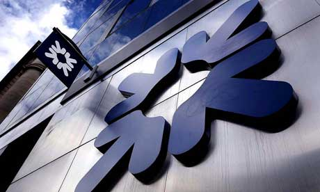 RBS Set Back by Fines, Credit Rating Adjustment