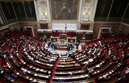 France's Credit Rating Down: S&P Cuts to AA