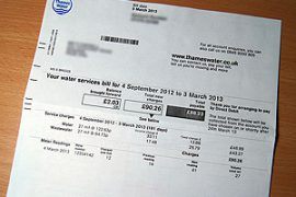 "Water Prices on the Rise: Average Annual Bill to be ""Over £400"""