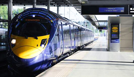 Cost of Rail Travel on the Rise, According to CPI Stats