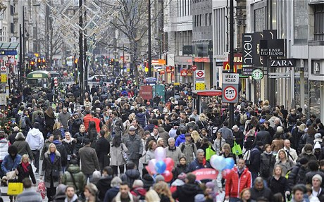 UK Households Fearful of 2014 Financial Stability