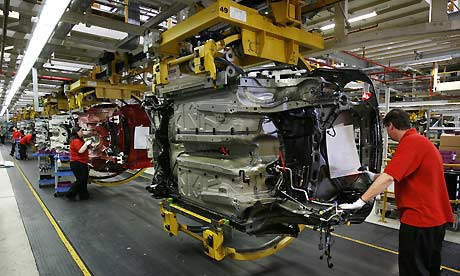 Growth in UK Manufacturing Sector 'On Track'