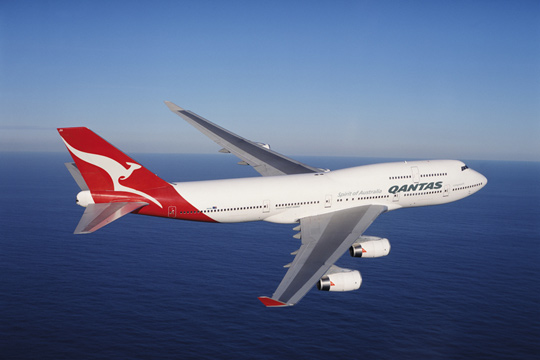 Qantas Credit Rating Cut to 'Below Investment'