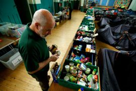Rising Energy Costs Change Food Bank Offerings
