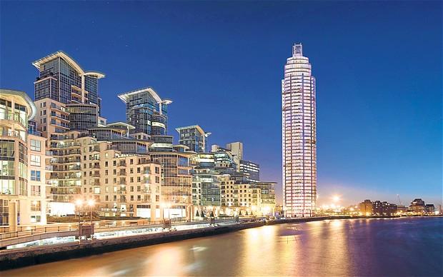 Surging Property Market Broadening Beyond London
