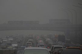 Panasonic Offers Expat Staff in China 'Pollution Pay'