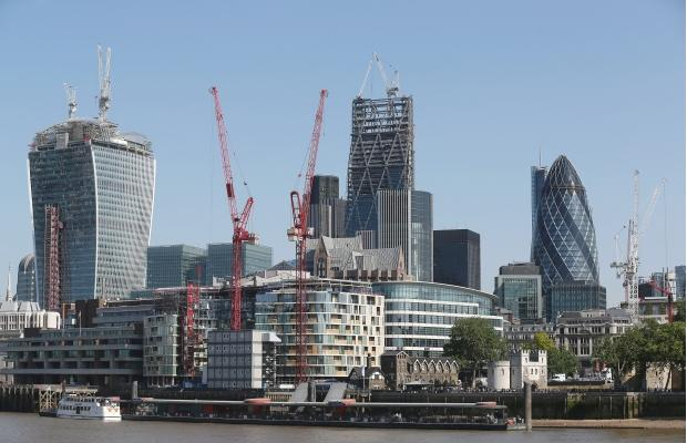 'Skyscraper Boom' Could Change London's Skyline