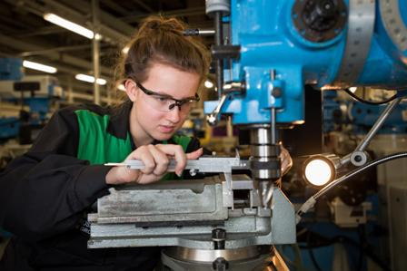 British Manufacturing Missing 'Generation of Apprentices'