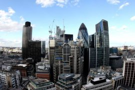 City of London 'In Danger' as Investment Banks Hounded