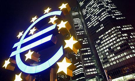 Sovereign Debt 5.8 Per Cent of European Bank Assets