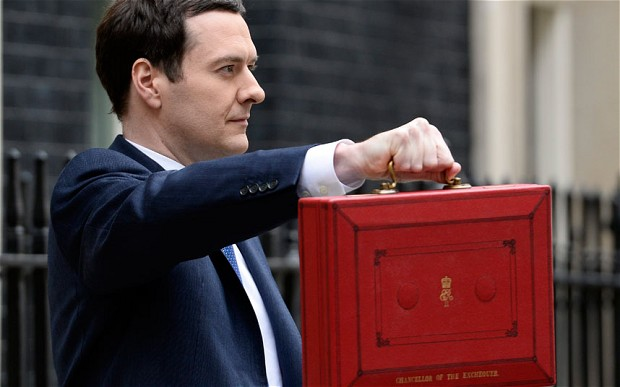 Osborne: Britain 'Needs to Save More'