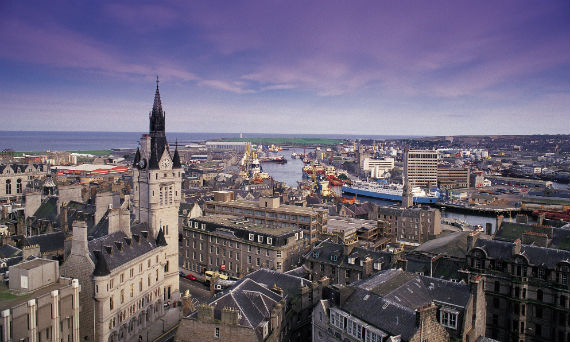 Aberdeen Leads UK in Disposable Household Income