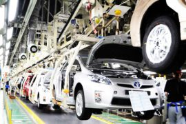 Japanese Trade Deficit Widening on Poor Exports