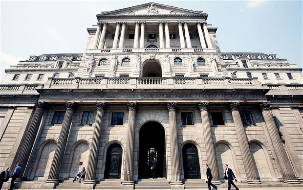 Bank of England: Housing Price 'Correction' Possible