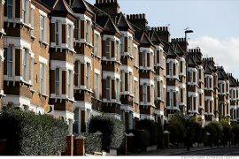 "OECD: British Housing Market Could ""Overheat"""