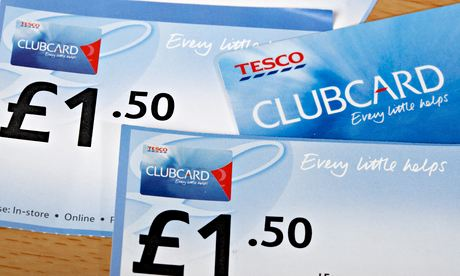 Tesco Launches Credit Card Aimed at New Borrowers