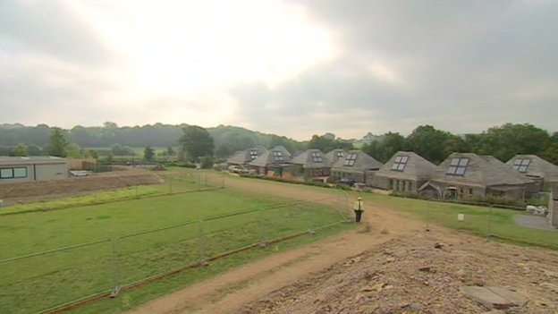 £7m claim over leaking 'eco-school' in Dartington