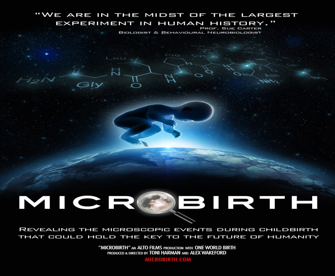 """Microbirth"" Reveals Childbirth's Microscopic Secrets"