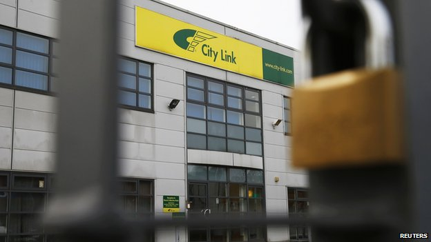 City Link staff referred to government's statutory redundancy payments scheme