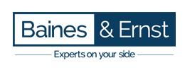 Baines & Ernst Logo